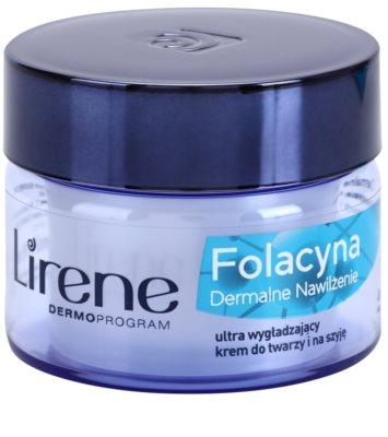 Lirene Folacyna 30+ creme hidratante de noite