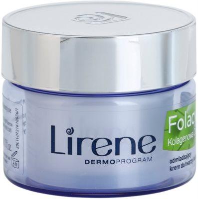 Lirene Folacyna 40+ creme de dia rejuvenescedor SPF 6