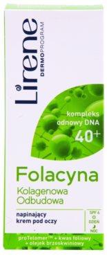Lirene Folacyna 40+ verfeinernde Crem für die Augenpartien 2