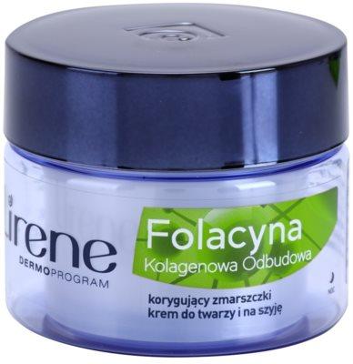 Lirene Folacyna 40+ crema de noche rejuvenecedora