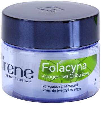 Lirene Folacyna 40+ нощен подмладяващ крем