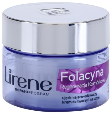 Lirene Folacyna 70+ hloubkově regenerační krém SPF 15