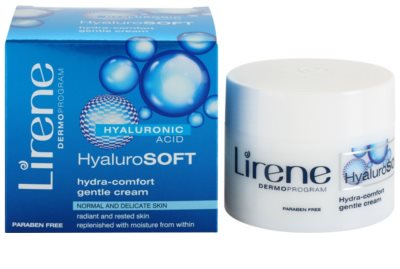 Lirene HyaluroSoft nežna krema s hialuronsko kislino 1