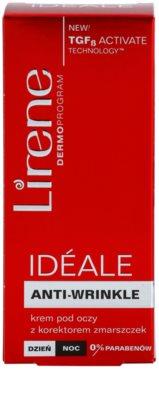 Lirene Idéale Anti-Wrinkle Korrekturcreme für die Augen 2
