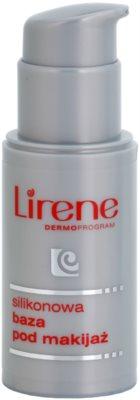 Lirene Idéale base de silicone para aplicar antes da maquilhagem com efeito alisador 1