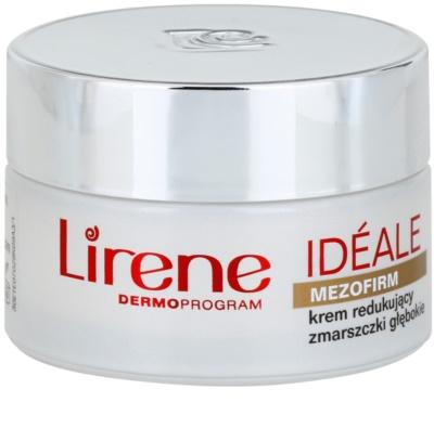 Lirene Idéale Mezofirm 55+ Krém a mély ráncok ellen SPF 15
