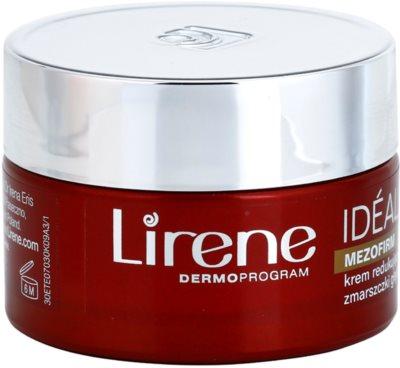 Lirene Idéale Mezofirm 55+ crema de noche antiarrugas profundas