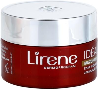 Lirene Idéale Mezofirm 55+ нощен крем  против дълбоки бръчки