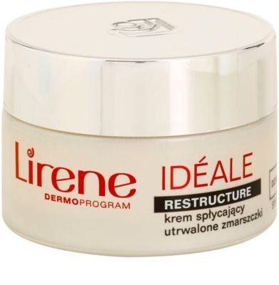 Lirene Idéale Restructure 45+ crema de día antiarrugas reafirmante SPF 15