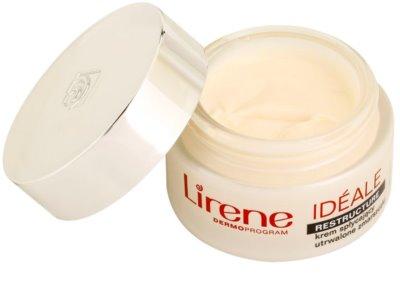 Lirene Idéale Restructure 45+ дневен стягащ крем против бръчки  SPF 15 1