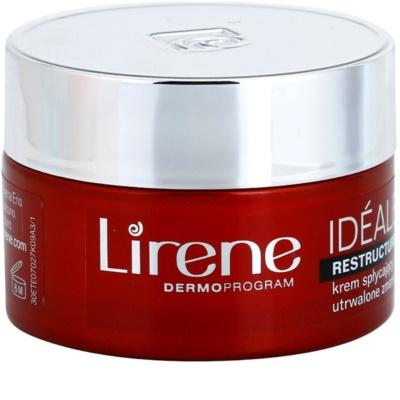 Lirene Idéale Restructure 45+ crema de noche reafirmante y antiarrugas