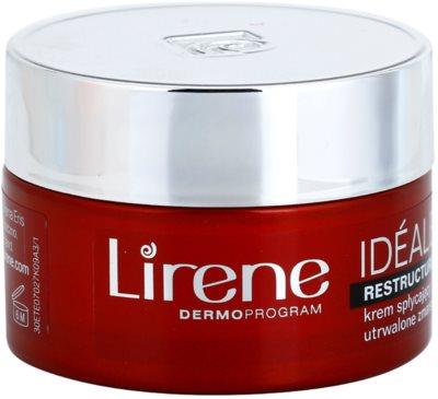 Lirene Idéale Restructure 45+ Festigende Nachtcreme gegen Falten