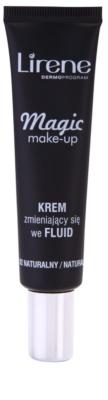 Lirene Magic crema CC cu efect de hidratare