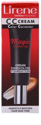 Lirene Magic crema CC con efecto humectante 2