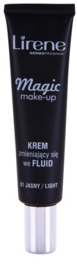 Lirene Magic fluidni tekoči puder za osvetlitev kože