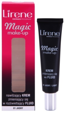 Lirene Magic Make-up – Fluid zur Verjüngung der Gesichtshaut 1