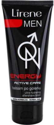 Lirene Men Energy bálsamo after shave com efeito hidratante