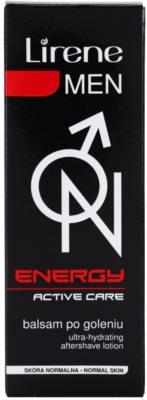 Lirene Men Energy балсам след бръснене с хидратиращ ефект 2