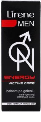 Lirene Men Energy balsam aftershave cu efect de hidratare 2