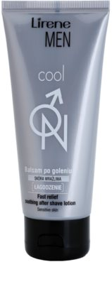 Lirene Men Cool bálsamo after shave apaziguador