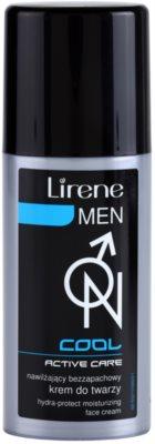 Lirene Men Cool creme protetor e hidratante sem perfume