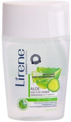 Lirene Moisture & Nourishment tónico de limpeza 2 em 1