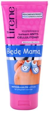 Lirene Mother to Be vyhladzujúce telové mlieko proti celulitíde