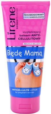 Lirene Mother to Be vyhlazující tělové mléko proti celulitidě