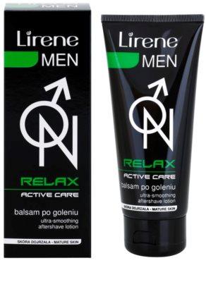 Lirene Men Relax bálsamo after shave com efeito alisador 1