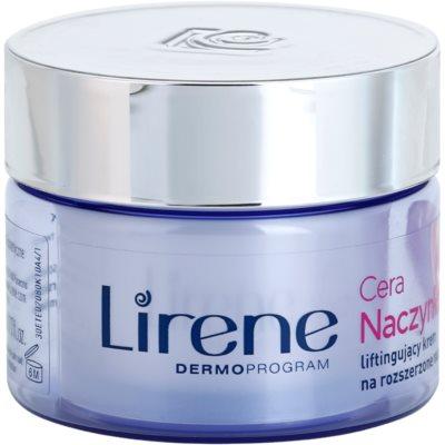 Lirene Redness dnevna lifting krema za učvrstitev kože