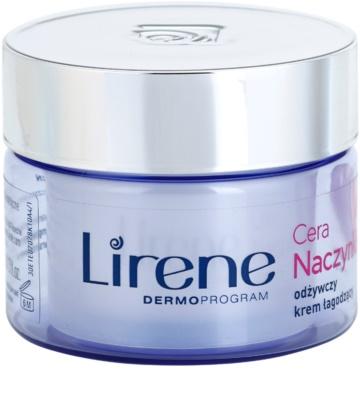Lirene Redness nährende Creme zur Beruhigung der Haut