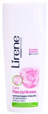 Lirene Redness Abschminkmilch für Gesicht und Augen