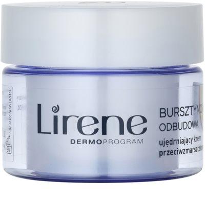 Lirene Rejuvenating Care Restor 60+ crema antiarrugas intensa para recuperar la firmeza de la piel
