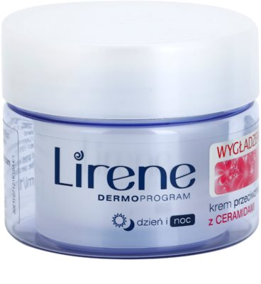 Lirene Rejuvenating Care Smoothing 40+ creme antirrugas com efeito alisador