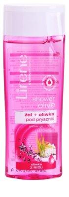 Lirene Shower Olive nährendes Duschgel mit feuchtigkeitsspendender Wirkung