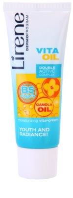 Lirene Vita Oil 25+ crema hidratanta cu efect iluminator