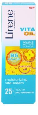 Lirene Vita Oil 25+ crema hidratante iluminadora 2