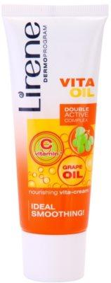 Lirene Vita Oil 35+ hranilna gladilna krema