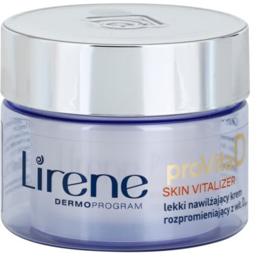 Lirene ProVita D Skin Vitalizer lahka vlažilna krema SPF 10