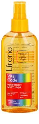 Lirene Vital Code розгладжуюча олійка для тіла