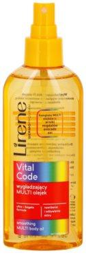 Lirene Vital Code vyhladzujúci olej na telo 1