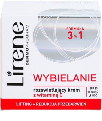 Lirene Whitening rozjaśniające serum liftingujące przeciw przebarwieniom skóry 2