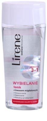 Lirene Whitening tonik egységesíti a bőrszín tónusait