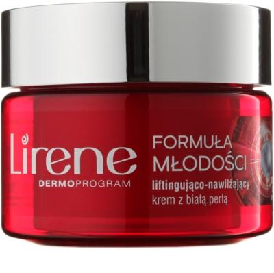 Lirene Youthful Formula 45+ denný liftingový krém proti vráskam s hydratačným účinkom