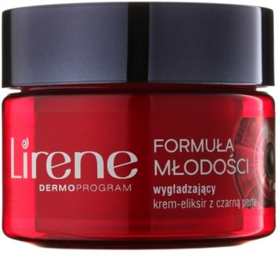 Lirene Youthful Formula 35+ crema anti-rid de noapte cu efect matifiant