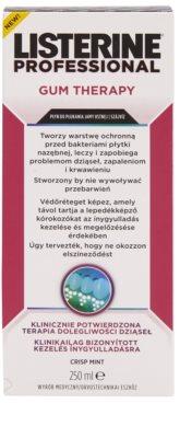 Listerine Professional Gum Therapy Mundwasser gegen Entzündungen und blutendes Zahnfleisch 2