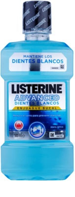 Listerine Stay White ústní voda s bělicím účinkem