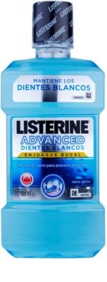 Listerine Stay White рідина для полоскання  рота з відбілюючим ефектом