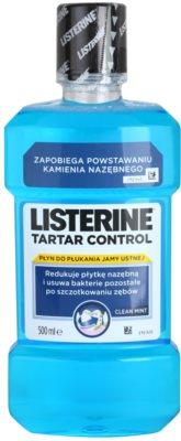 Listerine Tartar Control szájvíz fogkő ellen