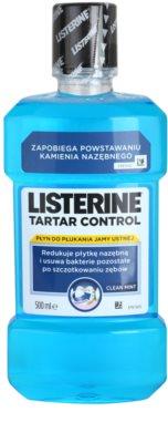 Listerine Tartar Control рідина для полоскання рота проти зубного каменю